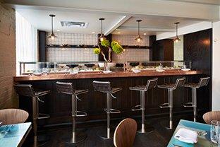 Interior Design for Restaurants in Georgetown Washington DC