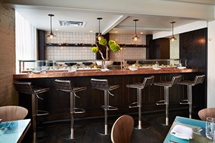 Interior Design for Restaurants in Georgetown, Washington DC ...