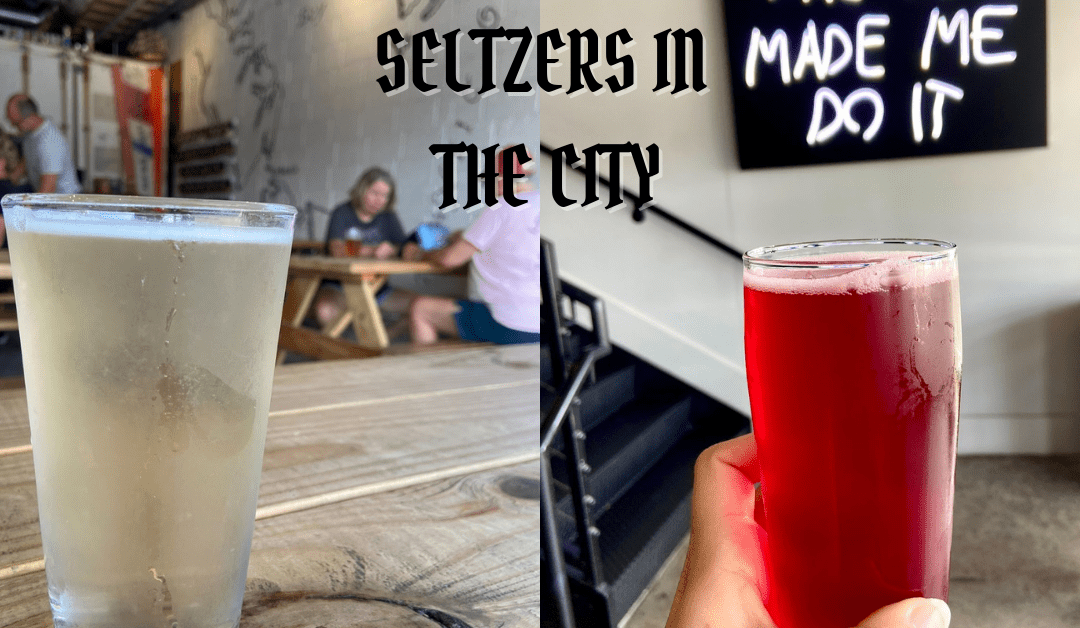 Summer Seltzers in the City