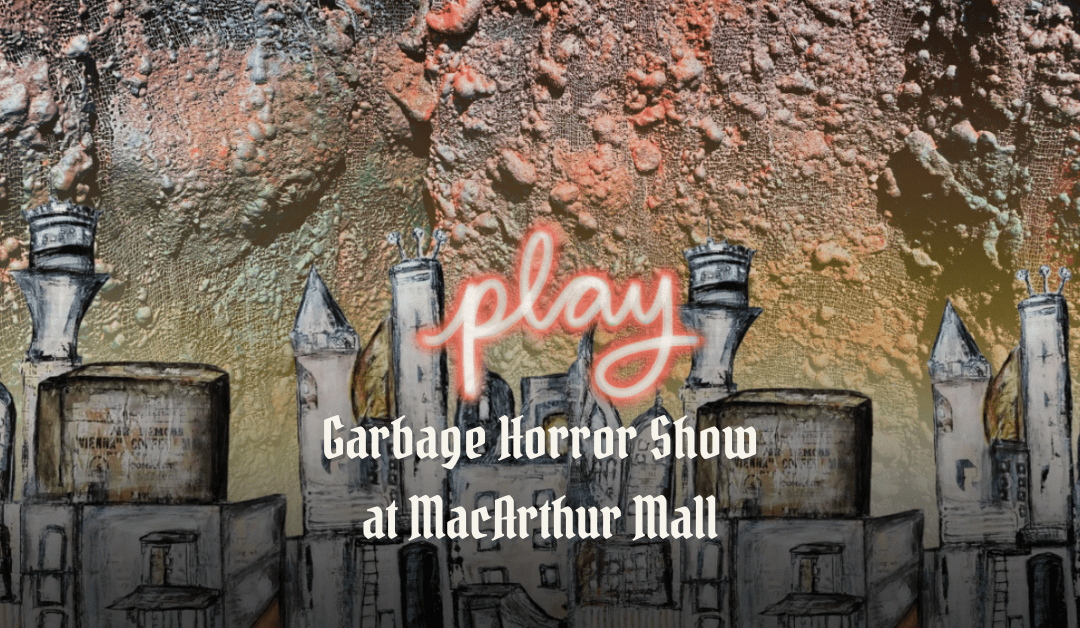 Garbage Horror Show portraying Norfolk in 2854 comes to MacArthur Mall