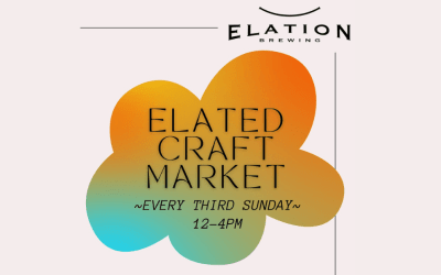 North Colley's Newest Market Brings the Smiles – Elated Craft Market