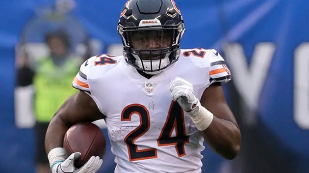 Jordan Howard (Foto: Eagles/Site)