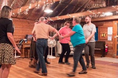 Crazy Hat Square Dance 2017