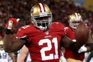 8. Frank Gore (San Francisco 49ers) : 258 courses - 1214 yards (75.9/match) - 4.8 yds/course) - 8 TD