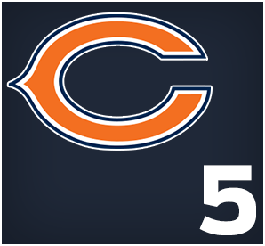 Chicago Bears : 05