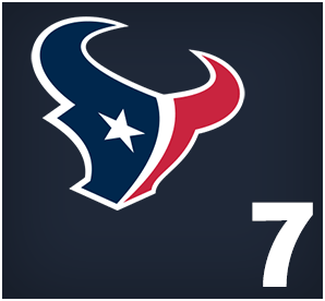 Houston Texans : 07
