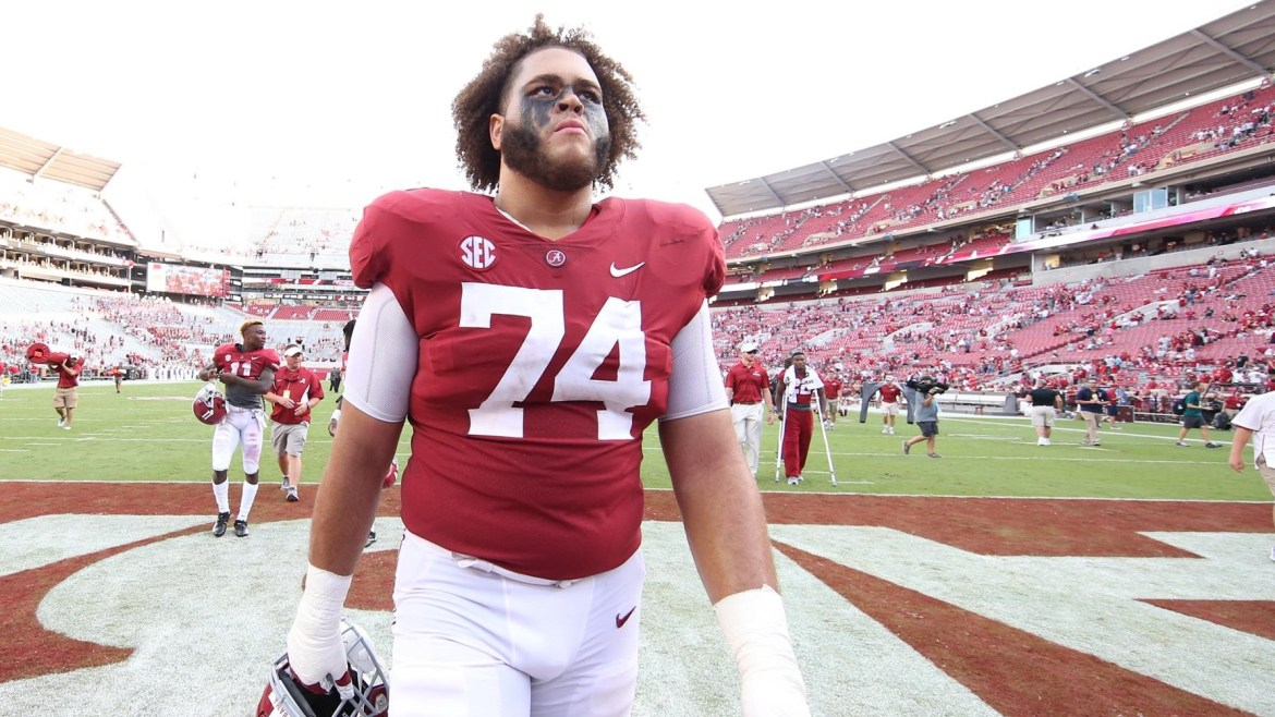 Draft top 5 lista: offensive tackle-k