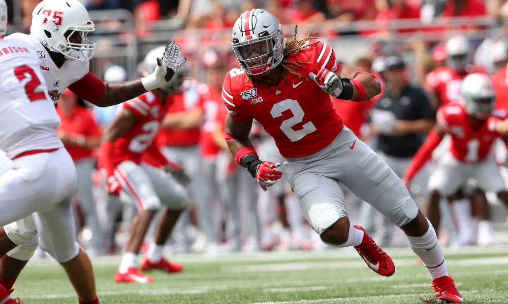 Draft 2020 – Chase Young, EDGE (Ohio State)