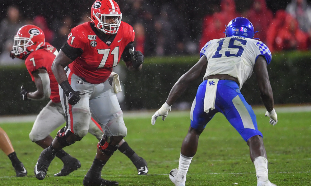 Draft 2020 – Andrew Thomas, OT (Georgia)