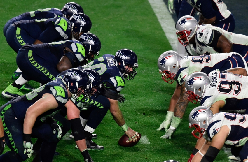 Image result for patriots line of scrimmage