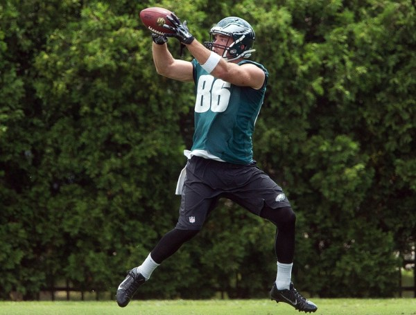 Philadelphia Eagles Offense Skill Position Depth Chart Preview