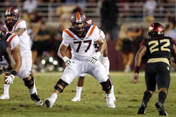 2021 NFL Draft: Virginia Tech OT Christian Darrisaw has first-round upside