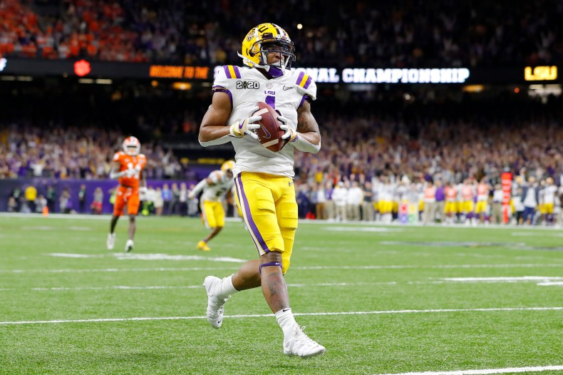 2021 NFL Draft: Way too early top 32 Big Board features QBs, WRs galore -  Page 4