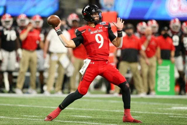 Desmond Ridder boosting 2021 NFL Draft stock in a big way