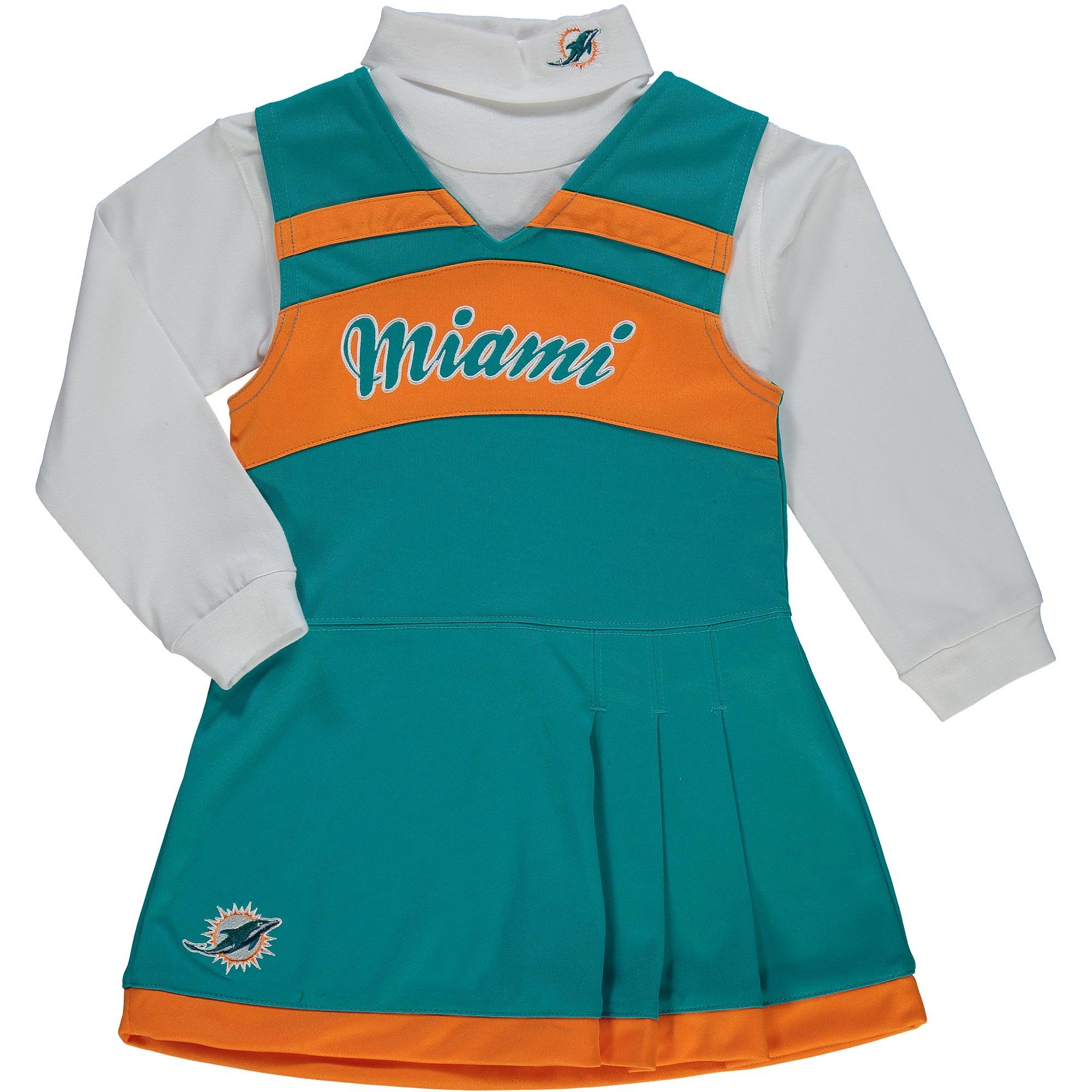 Nfl Raiders Cheerleader Outfit Girls