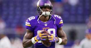 Adrian-Peterson-2 NFL Notes: Adrian Peterson, 49ers, Bills, Broncos, Vikings