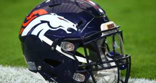 Broncos-Helmet Broncos Officially Cut Roster Down To 53