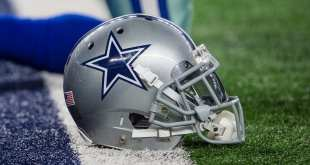 Cowboys-Helmet Cowboys Waive DB Jason Thompson
