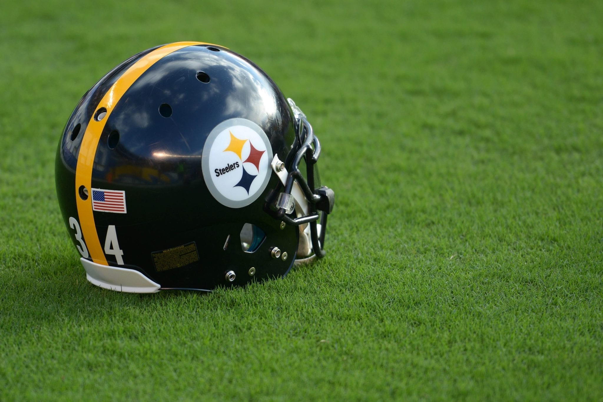 pretty nice 1a65e 2621e Steelers Sign 9 Undrafted Free Agents To Contracts ...