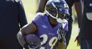 USATSI_9340608_168383805_lowres Broncos Claim Veteran RB Justin Forsett Off Waivers From Lions