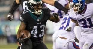 USATSI_9763111_168383805_lowres Eagles RB Darren Sproles Has Torn ACL & Broken Arm