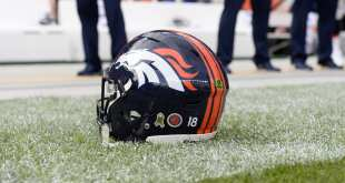 Broncos-Helmet-3 Broncos' Players Bracing For Joe Woods To Be Promoted To Defensive Coordinator