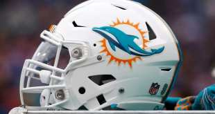 Dolphins-Helmet-3 Dolphins Officially Cut Roster Down To 53