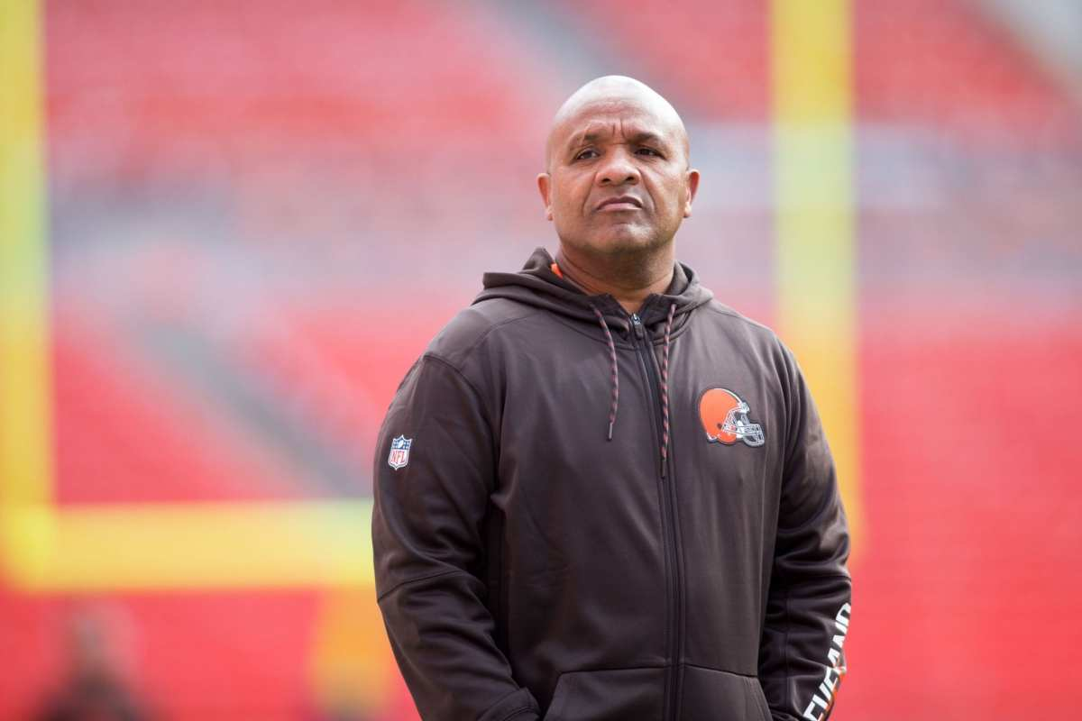 Bengals Hire Hue Jackson As Special Assistant To Head Coach