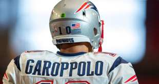 Jimmy-Garoppolo AFC Notes: Bills, Chargers, Jaguars, Patriots