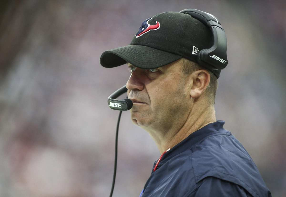 Texans & HC Bill O'Brien Could Be Headed Towards A Split After Season?