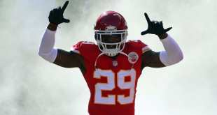 Eric-Berry Chiefs & Eric Berry Finalizing Six-Year, $78M Deal, Now Highest Paid Safety