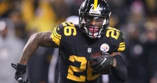 LeVeon-Bell-4 NFL Notes: Franchise Tags, Draft, Cardinals, Titans