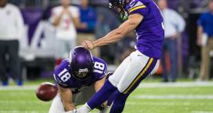 USATSI_9588170_168383805_lowres Seahawks Sign Former Vikings K Blair Walsh To One-Year, $1.1M Deal
