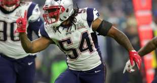 USATSI_9862015_168383805_lowres Patriots Place LB Dont'a Hightower On Injured Reserve