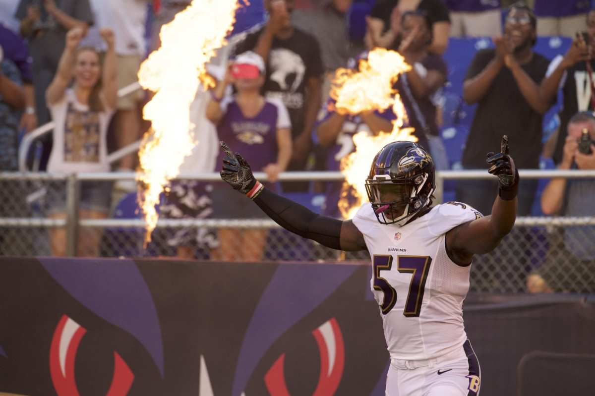 AFC North Notes: C.J. Mosley, Ravens, Steelers