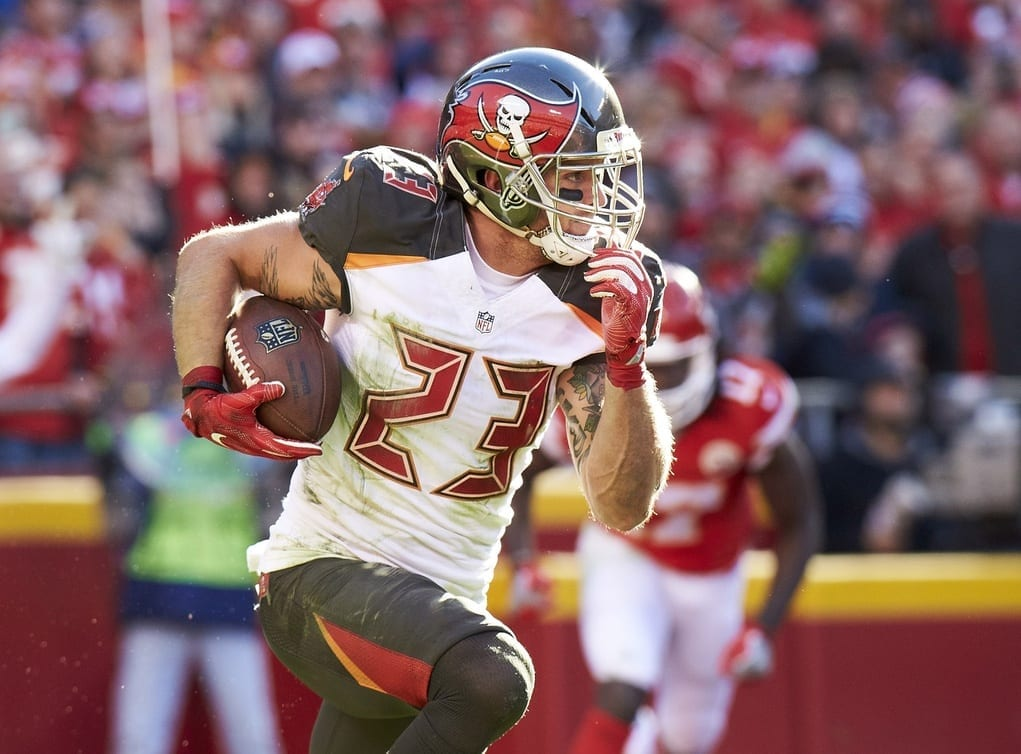 Buccaneers Place S Chris Conte On Injured Reserve