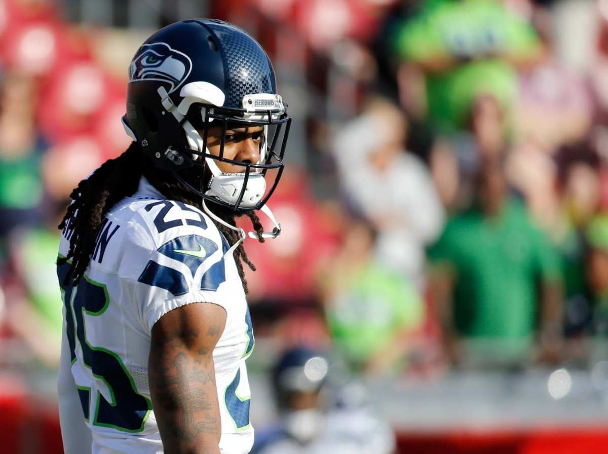 NFL Notes: Richard Sherman, Broncos, Giants, Ravens