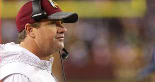USATSI_9783010_168383805_lowres Redskins HC Jay Gruden Not On Hot Seat, No Major Changes Planned For WAS