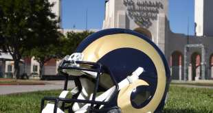 Rams-Helmet-3 Rams Announce 11 Undrafted Rookie Signings