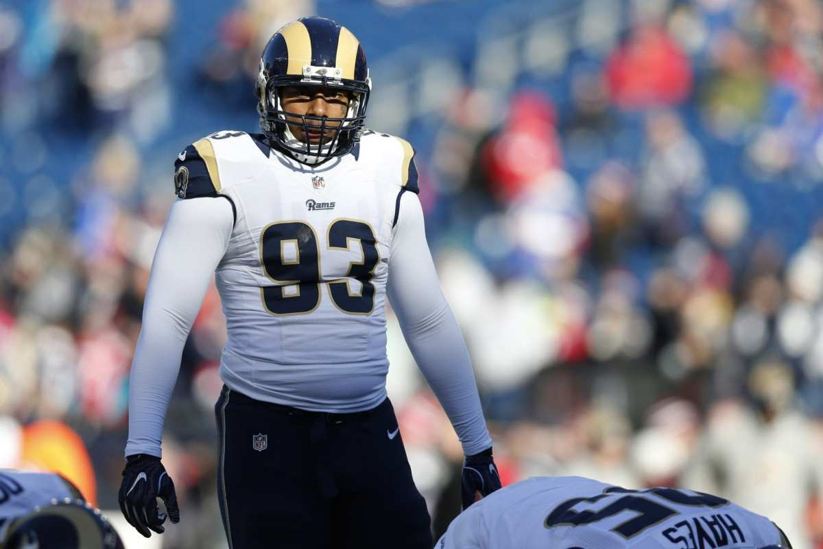 Rams DE Ethan Westbrooks Arrested On 5 Felony Charges