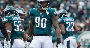 USATSI_9749126_168383805_lowres Eagles Waive Former First-Round DE Marcus Smith, Re-Sign LB Steven Daniels