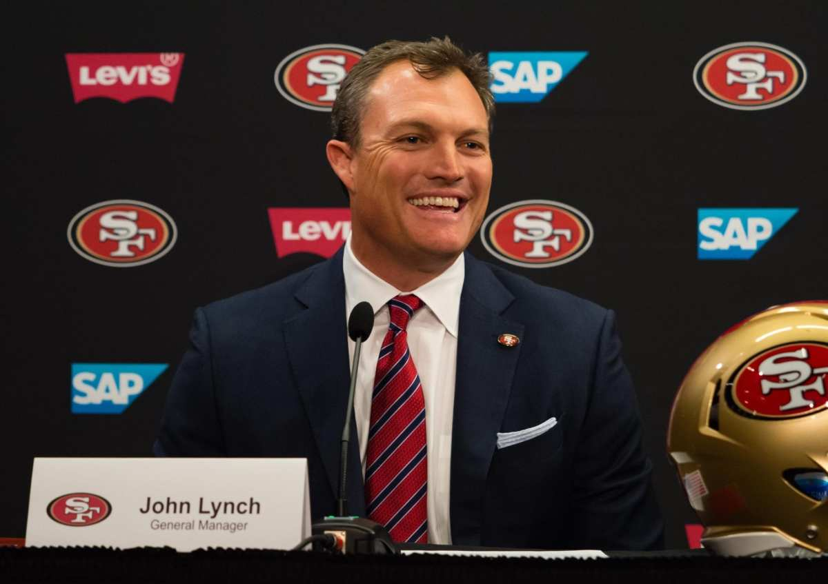 49ers Making A Push To Trade Down From No. 2, Have Spoken To 6 Teams