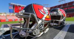 Buccaneers-Helmet-4 Buccaneers Sign Two Tryout Players, Cut Three Including WR Devin Lucien