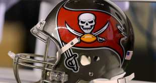 Buccaneers-Helmet-6 Buccaneers Sign DL Channing Ward To Practice Squad, Release DE Sterling Bailey