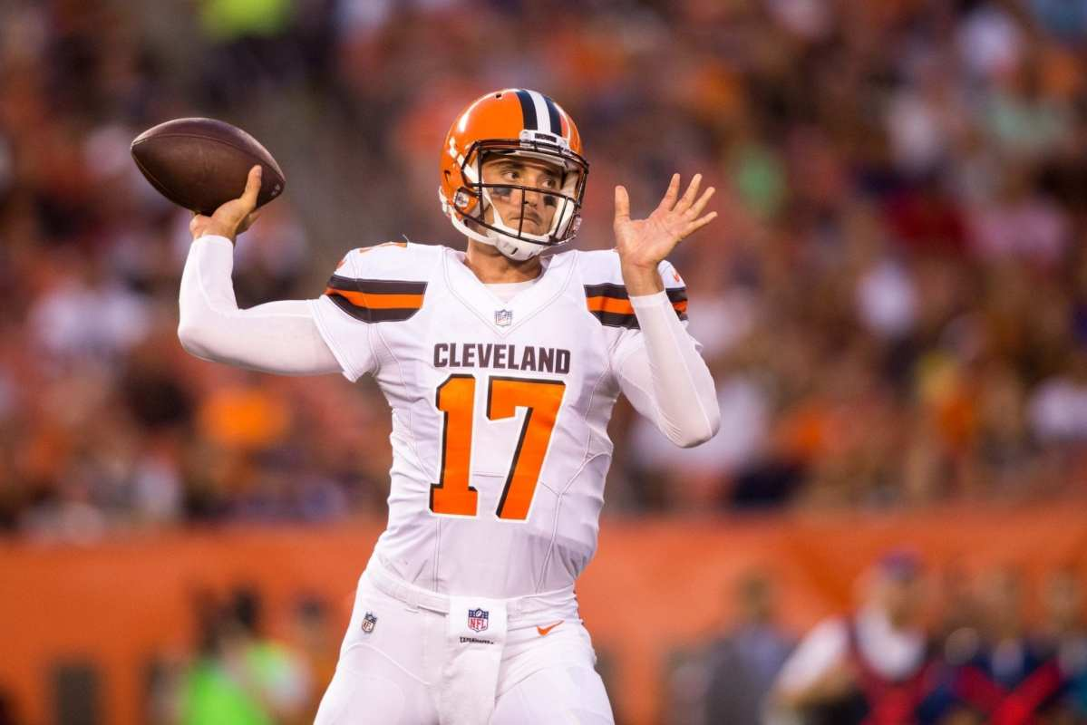 Browns Continue To Make Calls About Possible Brock Osweiler Trade