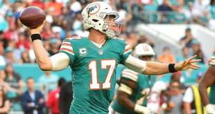 Ryan-Tannehill-5 NFL Notes: Fines, Dolphins, Packers, Rams