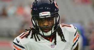 USATSI_10228264_168383805_lowres Bears Placing WR Kevin White On Injured Reserve With Fractured Scapula