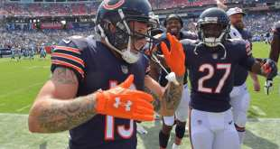 USATSI_10242470_168383805_lowres Bears Promote LB Jonathan Anderson, Waive WR Tanner Gentry