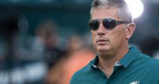 USATSI_9460514_168383805_lowres Giants Interviewing Eagles DC Jim Schwartz Next Week