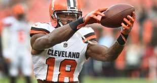 USATSI_10209973_168383805_lowres Browns WR Kenny Britt At Risk Of Being Cut After Missing Curfew